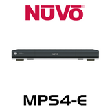 NuVo MPS4-E Elite Music Port Server