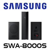 Samsung SWA-8000S Wireless Rear Speakers Kit