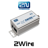 2N 2Wire IP To Analog Coax Converter Kit