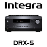 Integra DRX-5 7.2-Ch THX, DTS:X & Dolby Atmos Network AV Receiver