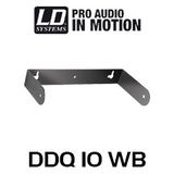 LD Systems DDQ10WB Wall Bracket To Suit DDQ 10