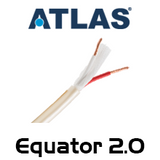 Atlas Equator 2.0 MKII Oxygen Free Speaker Cable - 100m