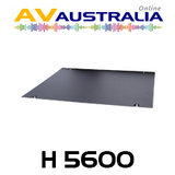 "AVA 450 / 600mm Deep 19"" Rack Frame Bottom Panel"