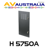 "AVA 9 - 38RU Steel 19"" Rack Door"