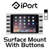 iPort Surface Mount for iPad With 6 / 10 Buttons