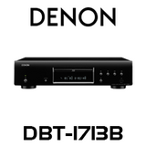 Denon DBT-1713B 3D Blu-Ray & Network Media Player