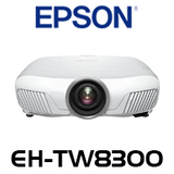 Epson TW8300 4K Enhancement 2500 Lumens Home Theatre Projector