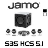 Jamo 360 S35 5.1 HCS Home Cinema System