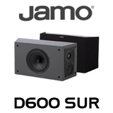 Jamo D600 SUR THX Ultra2 3-Way Surround Speakers (Pair)