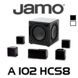 Jamo A102HCS8 5.1 Home Cinema System
