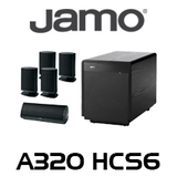 Jamo A320HCS6 5.1 Home Cinema Speaker Package