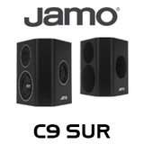 "Jamo C9SUR 4"" 3-Way Surround Speakers (Pair)"