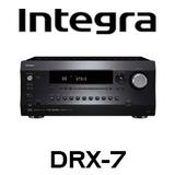 Integra DRX-7 9.2-Ch THX, DTS:X & Dolby Atmos Network AV Receiver