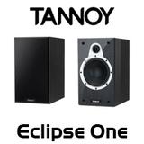 """Tannoy Eclipse One 5"""" 2-Way Reflex Bookshelf Speakers (Pair)"""