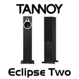 "Tannoy Eclipse Two 5"" 2-Way Reflex Floorstanding Speakers (Pair)"