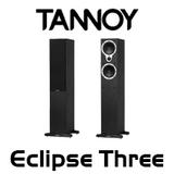 "Tannoy Eclipse Three Dual 5"" 2-Way Reflex Floorstanding Speakers (Pair)"