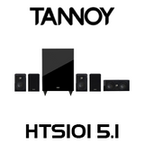 Tannoy HTS101 5.1 Home Cinema Speaker System
