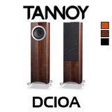"Tannoy Definition DC10A 10"" Alnico Dual Concentric Floor Standing Speakers (Pair)"