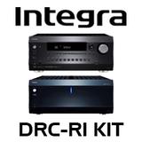 Integra DRC-R1 11.2 CH A/V Preamp + DTA-70.1 Amplifier Kit
