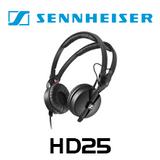 Sennheiser HD 25 / Plus / 25-1 Closed-Back On-Ear DJ Headphones