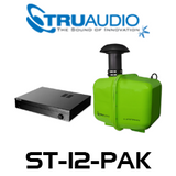"TruAudio ST-12-PAK SubTerrain 12"" Underground Subwoofer With 350W Amplifier Package"