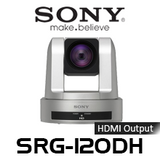 Sony SRG-120DH FHD 12x Zoom PTZ Video Conferencing IP Camera