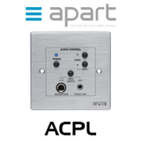 Apart ACPL Volume Control Panel With Local Input For SDQ5PIR