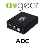AVGear ADC Analogue To Digital Audio Converter