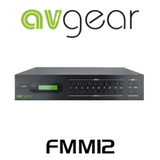 AVGear FMM12 12 Slots 4K Supported Modular Matrix Switcher (Chassis only)