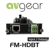 AVGear FM-HDBT FMX Seamless HDBT Input / Output Card
