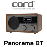 Cord Panorama BT Bluetooth / DAB+ / FM / DLNA / Internet Radio Desktop System