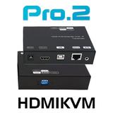 Pro2 HDMIKVM HDMI USB KVM Extender Over IP (120m)