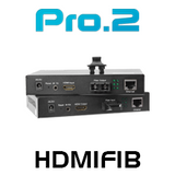 Pro2 HDMIFIB HDMI Over Fibre Extender (20km)