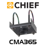 "Chief CMA365 Truss 1.5"" NPT Ceiling Adapter"