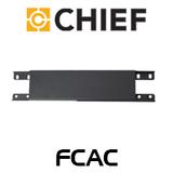 Chief FCAC FUSION LCM Menu Board Extrusion Bridge Accessories