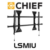 "Chief LSM1U Large 37-63"" Fusion Micro-Adjustable Fixed TV Wall Mount"