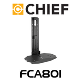 "Chief FCA801 Fusion 14"" Above/Below Shelf for Large Displays"