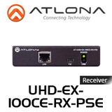 Atlona 4K UHD HDMI Over HDBaseT Receiver With Ethernet & PoE (up to 100m)