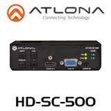 Atlona HD Video Scaler for HDMI & VGA (up to 10m)