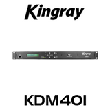 Kingray KDM401 Quad AV Input To Digital (DVB-T) Modulator