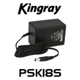 Kingray PSK18S 18V DC 500mA Power Supply