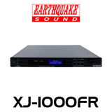 EarthQuake XJ-1000FR 1000W Full Range Class J DSP Stereo Amplifier