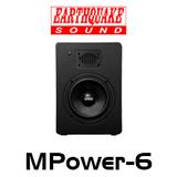 "EarthQuake MPower-6 6.5"" Studio Monitor Speaker (Each)"
