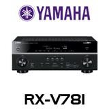 Yamaha RX-V781 7.2-CH Dolby Atmos & DTS:X 4K AV Receiver