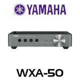 Yamaha WXA-50 2.1-CH MusicCast Wireless Streaming Amplifier