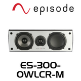 "Episode 300 Series 3"" On-Wall LCR Speaker (Each)"