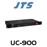 JTS UC-900 4-Way UHF Active Antenna Combiner