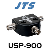 JTS USP-900 2-Way Wideband Passive Antenna Splitter (470-870Mhz)