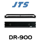 JTS DR-900 1RU Rack Mount Kit For Two Receivers