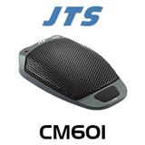 JTS CM601 Desktop Boundary Microphone (3P XLR)